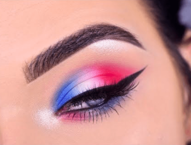 Fun Makeup Looks You Need To Try For The Fourth Of July