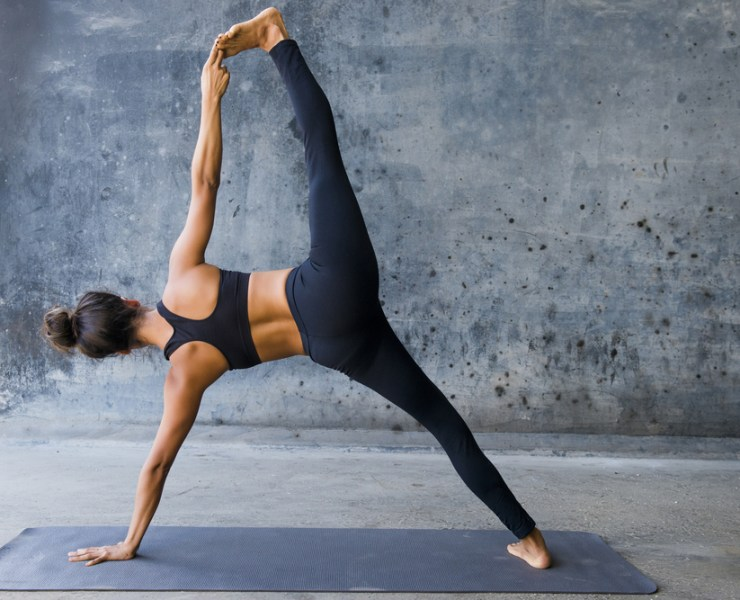 Why Power Yoga Was One Of The Best Things I Ever Did
