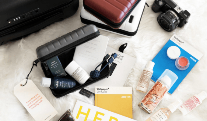 10 Travel Sized Essentials To Pack Into Your Carry-On