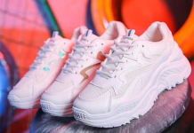 Top 10 Trendiest Sneakers Of The Year