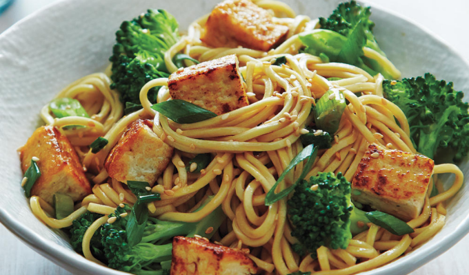 Tofu Made 12 Different Ways You're Going To Love