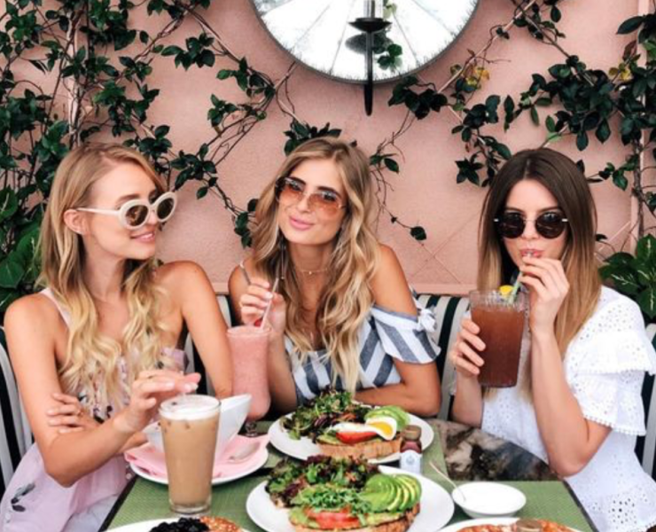 10 Best Instagram-Ready Foodie Spots In Los Angeles