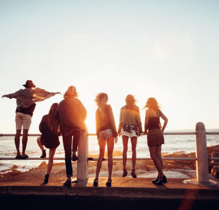 12 Activities To Do With Your BFFs This Summer