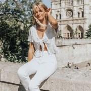 5 Ways To Style White Jeans