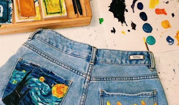 7 Ways To Upcycle Old Jeans