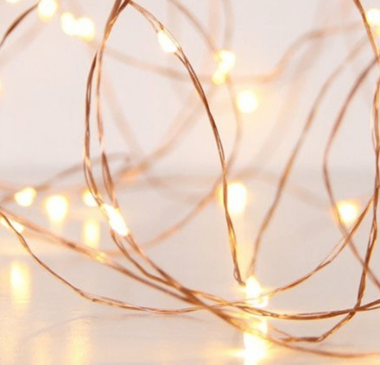 Top 10 Ways To Decorate With Fairy Lights
