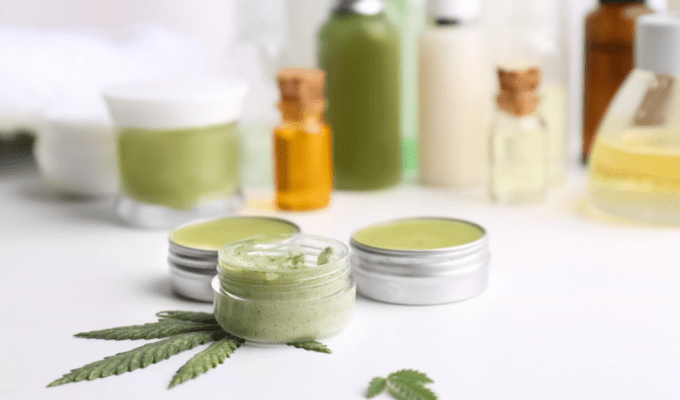 Why You Should Ride The Cannabis-Infused Beauty Products Wave