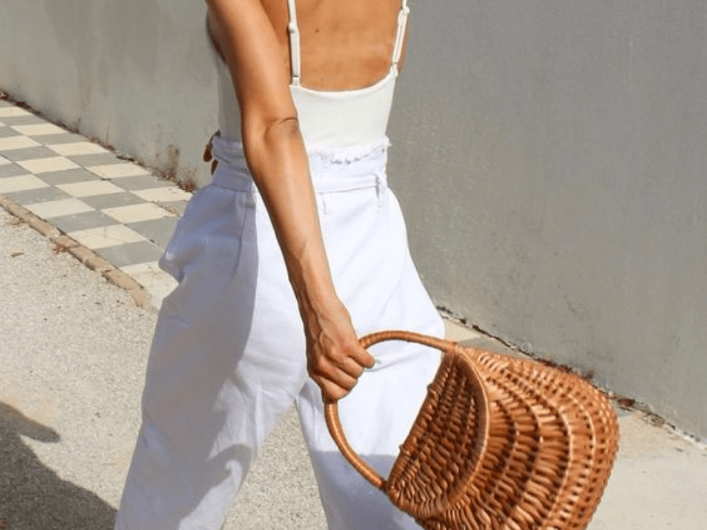 6 White Outfits You Can Wear All Summer Long