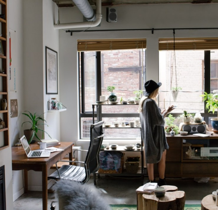 Here's What Living Alone Feels Like In Gifs
