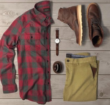 10 Ways Men Can Wear Plaid This Fall