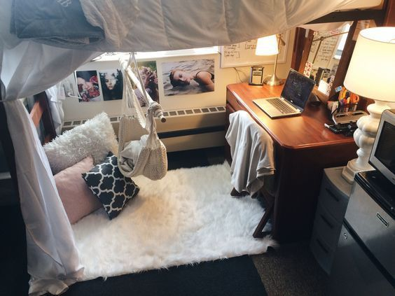 7 Ideas For Helping To Make Your Dorm Room More Comfortable