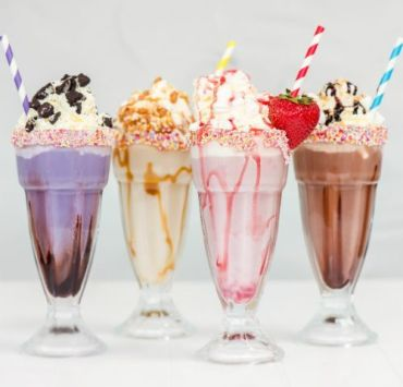 Milkshake Recipes, Quick And Easy Milkshake Recipes To Impress Your Friends