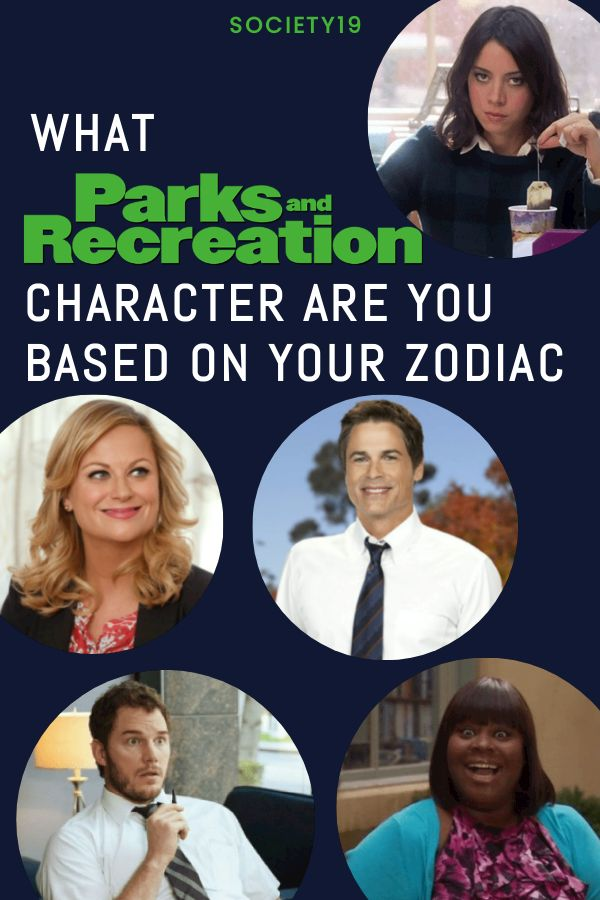 What Parks And Rec Character Are You Based On Your Zodiac Sign