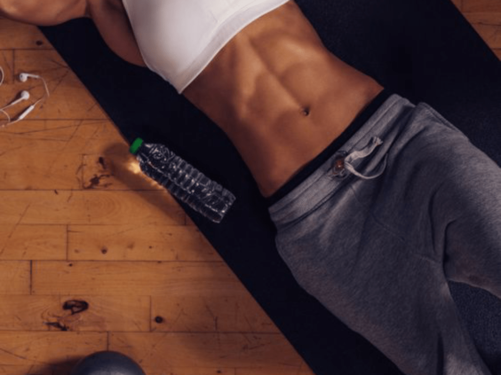 Why The 30 Day Ab Challenge Won't Get You Abs
