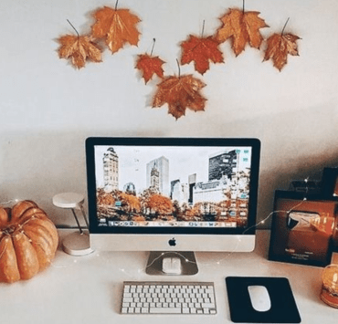5 Tips To Make Your Dorm Room Oozing With Autumn Vibes