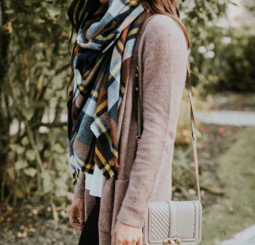 9 Fashionable Scarves To Rock This Autumn