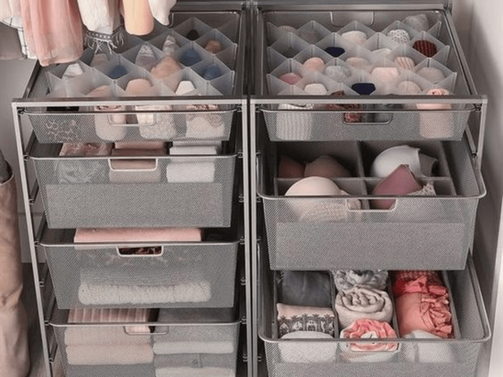 DIY projects, DIY Projects To Help Keep Your Room Organized