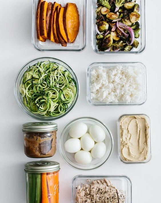 5 Easy Meal Prep Ideas For Students