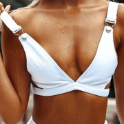 8 White Bathing Suits That Will Show Off Your Tan