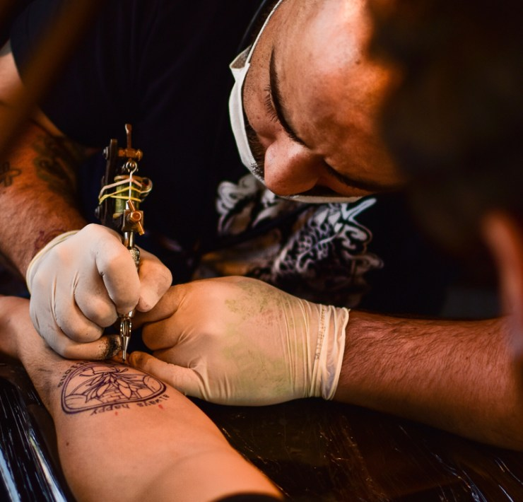 Getting a Tattoo, Dos And Donts When Getting A Tattoo