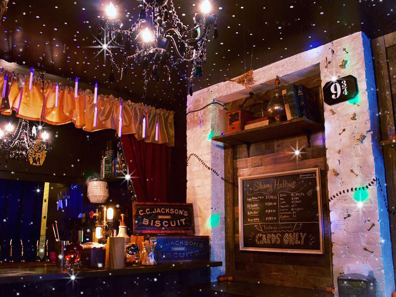 8 Themed Restaurants Any Geek Will Love