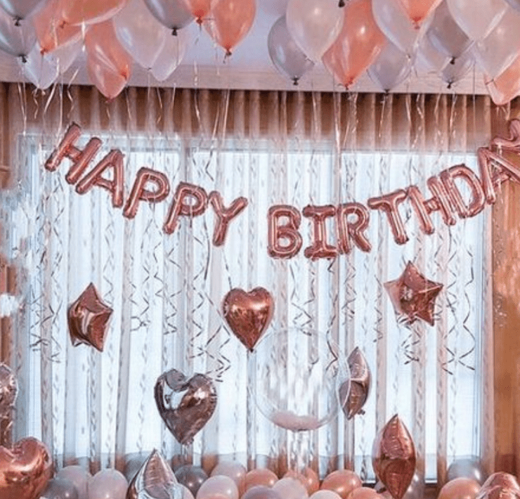 8 Beautiful Decor Ideas For Your Next Birthday Party