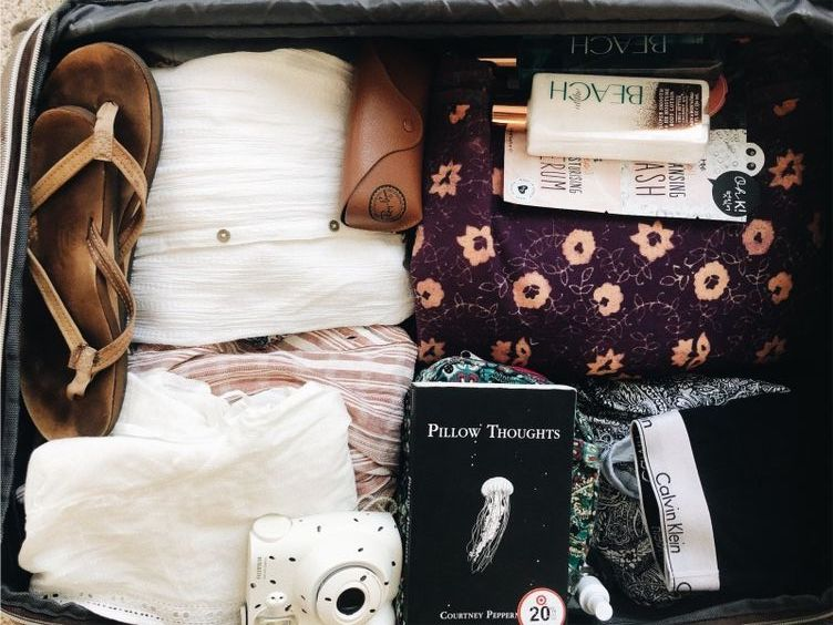 These Are All The Travel Beauty Essentials You Need For Your Next Trip