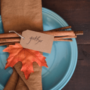 Fall Decor To Rule This Year's Thanksgiving Dinner