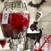 Halloween Party, Dishes You NEED At Your Vampire Themed Halloween Party