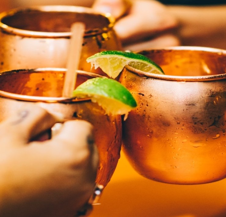 10 Alcoholic Fall Drinks You'll Love