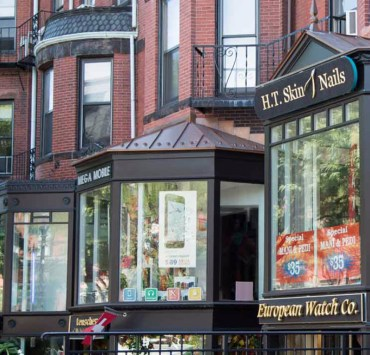 Most Stylish Clothing Stores In Boston