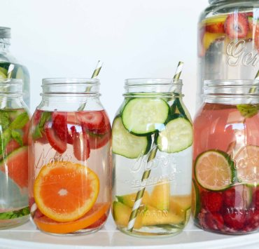 fruit water drinks, The Most Refreshing Fruit Water Drinks You Have To Make