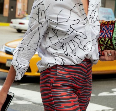 Prints, How To: Mixing Prints And Patterns