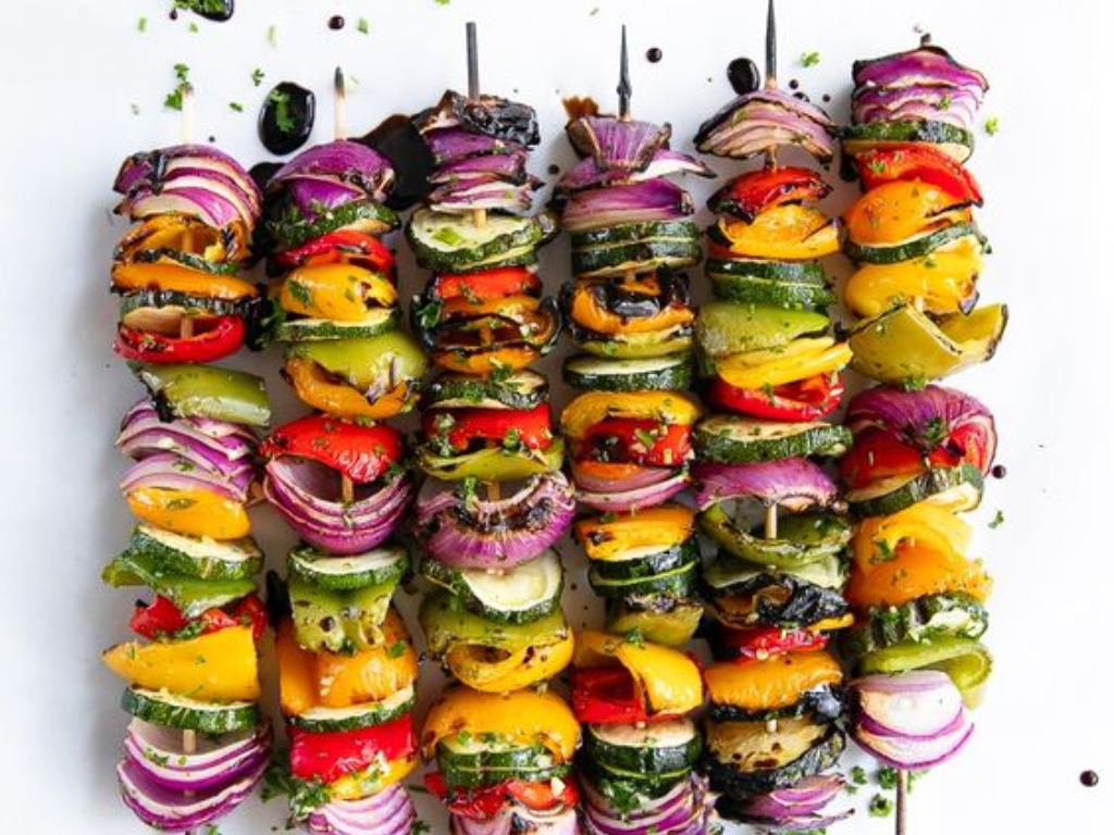8 Vegetarian BBQ Recipes To Try This Summer
