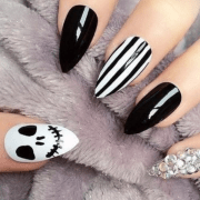 12 Halloween Inspired Nail Designs To Get You In Season