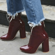 Trendy And Warm Fall Shoes You Need