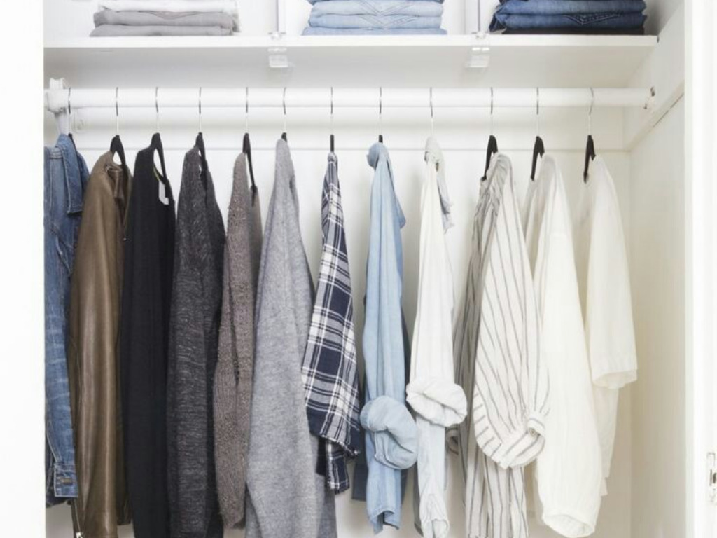 8 Ways To Revamp Your Closet And Make It Fresh Again