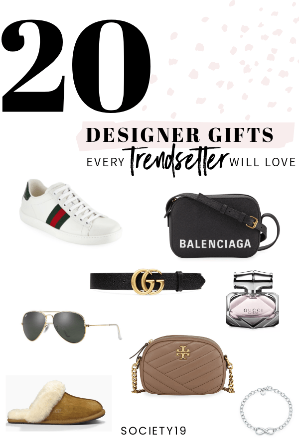 20 Designer Gifts Every Trendsetter Will Love