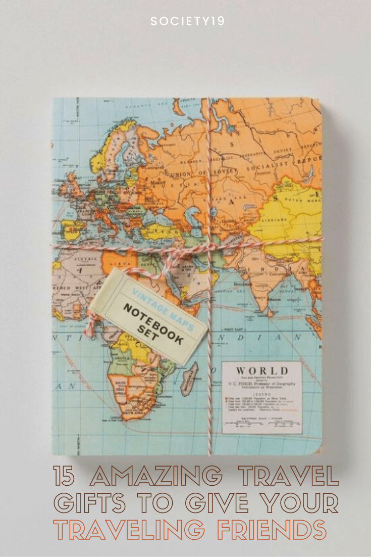 15 Amazing Travel Gifts To Give Your Traveling Friends
