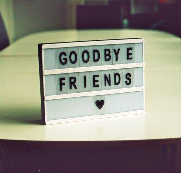 The Best Ways To Deal With A Friendship Breakup