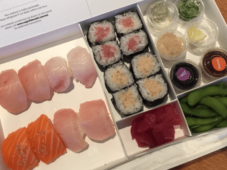 10 Amazing Sushi Places To Try In Los Angeles