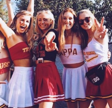 10 Game Day Outfits You Need To Copy