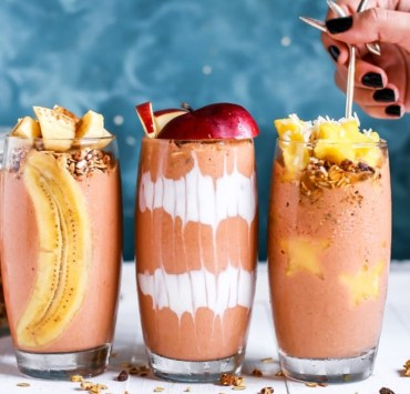 10 Breakfast Smoothie Ideas For College Students On The Go