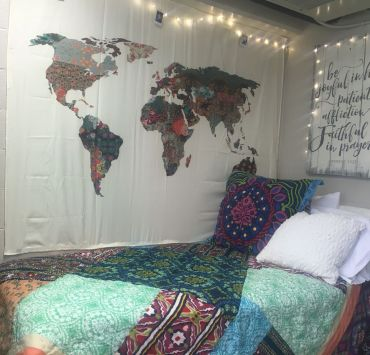 10 Statement Pieces For a Modern Bohemian Dorm