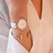 Forever On Time With These Glam Watches