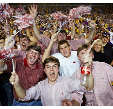 5 Activities To Do At UA When Football Season Ends