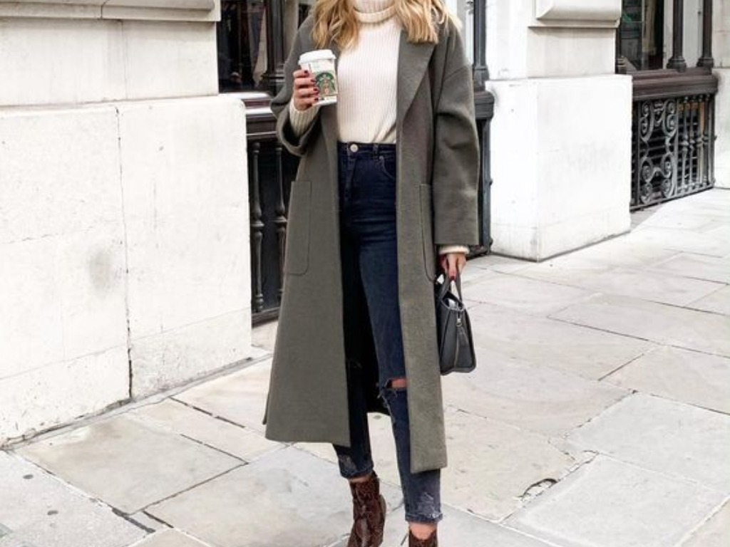 10 Cute And Flattering Winter Outfit Ideas Society19
