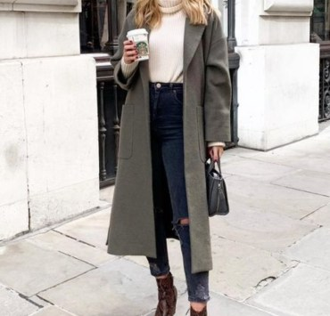 10 Cute and Flattering Winter Outfit Ideas