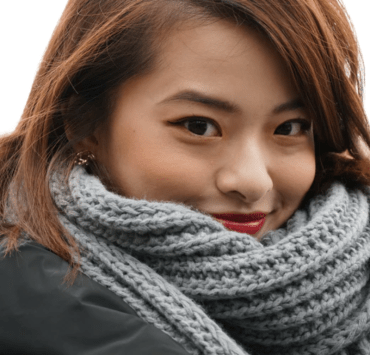 Ways To Rock Your Scarf This Winter