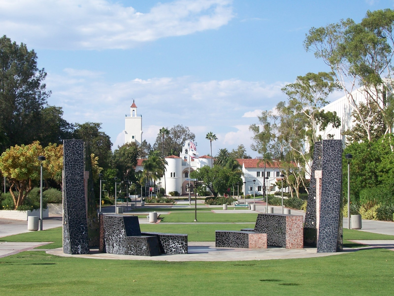 The 12 Best Areas In San Diego State University To Make Out at